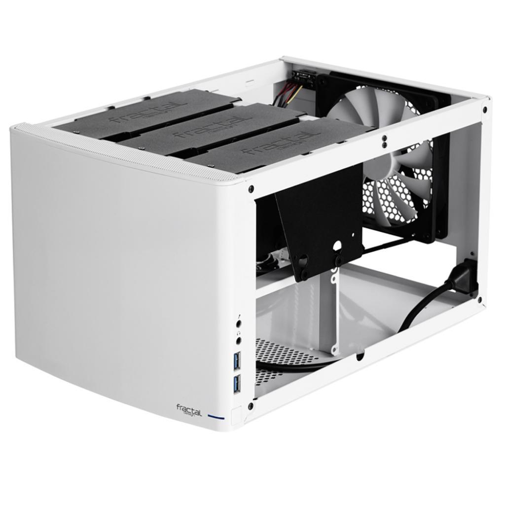 Корпус Fractal Design Node 304 White (FD-CA-NODE-304-WH) изображение 8