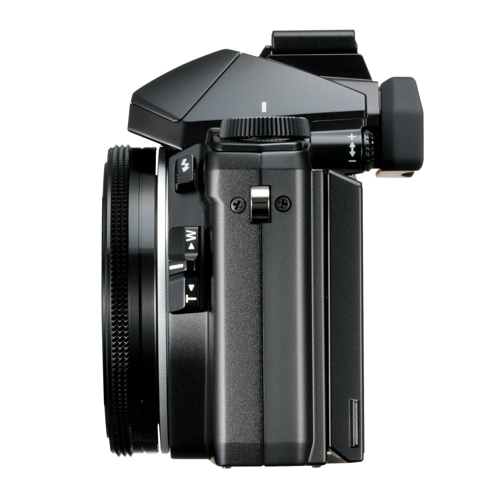 Цифровой фотоаппарат OLYMPUS STYLUS 1 Black (V109010BE000) изображение 10