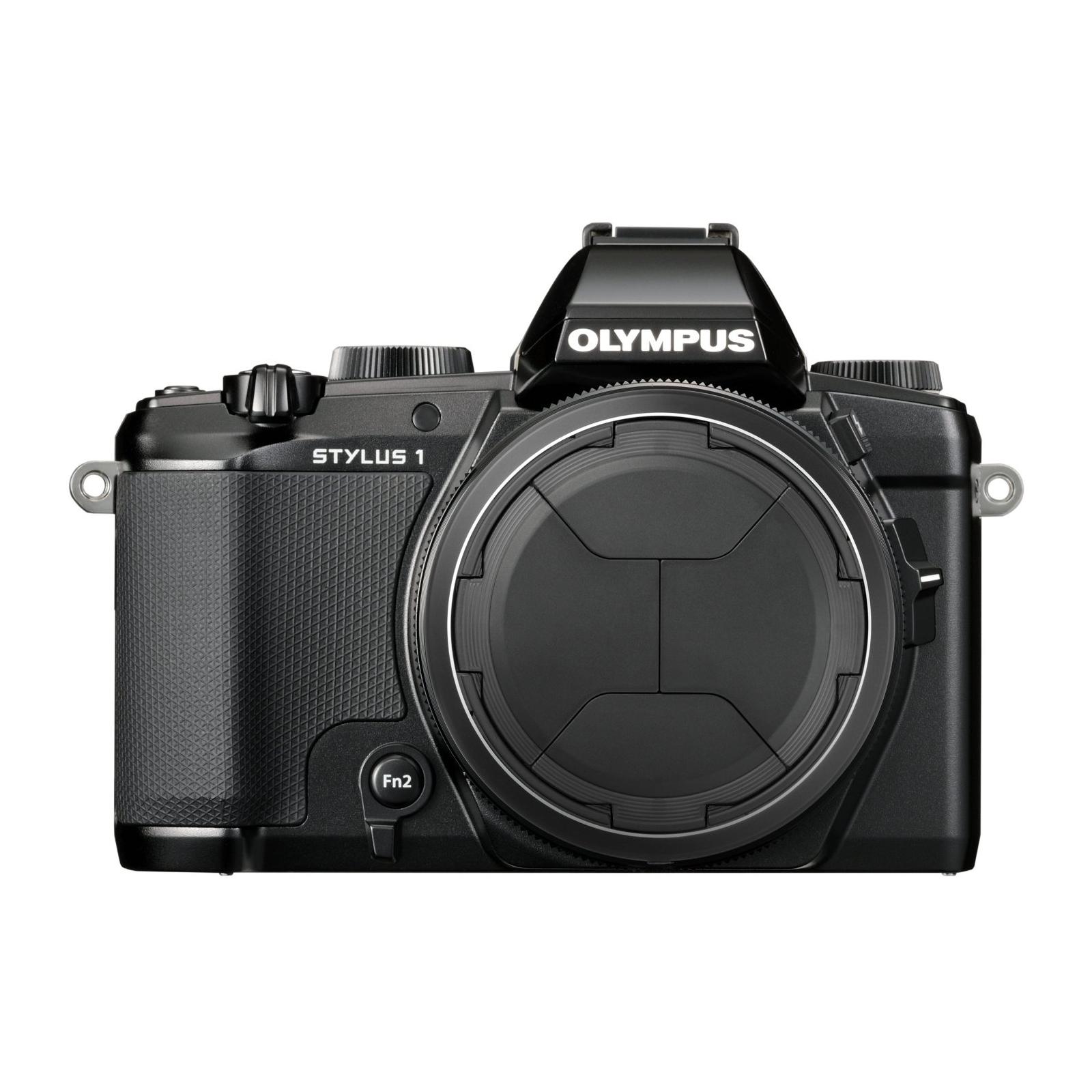 Цифровой фотоаппарат OLYMPUS STYLUS 1 Black (V109010BE000) изображение 3