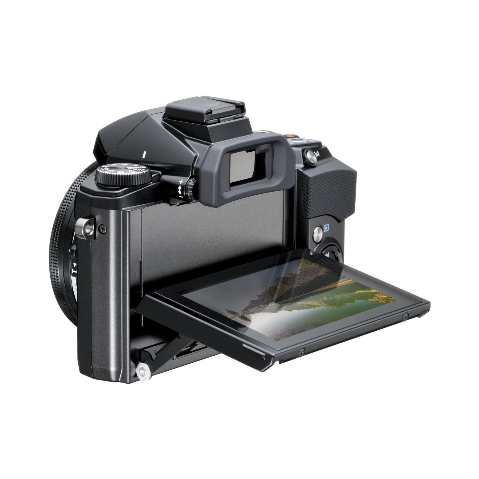 Цифровой фотоаппарат OLYMPUS STYLUS 1 Black (V109010BE000) изображение 4