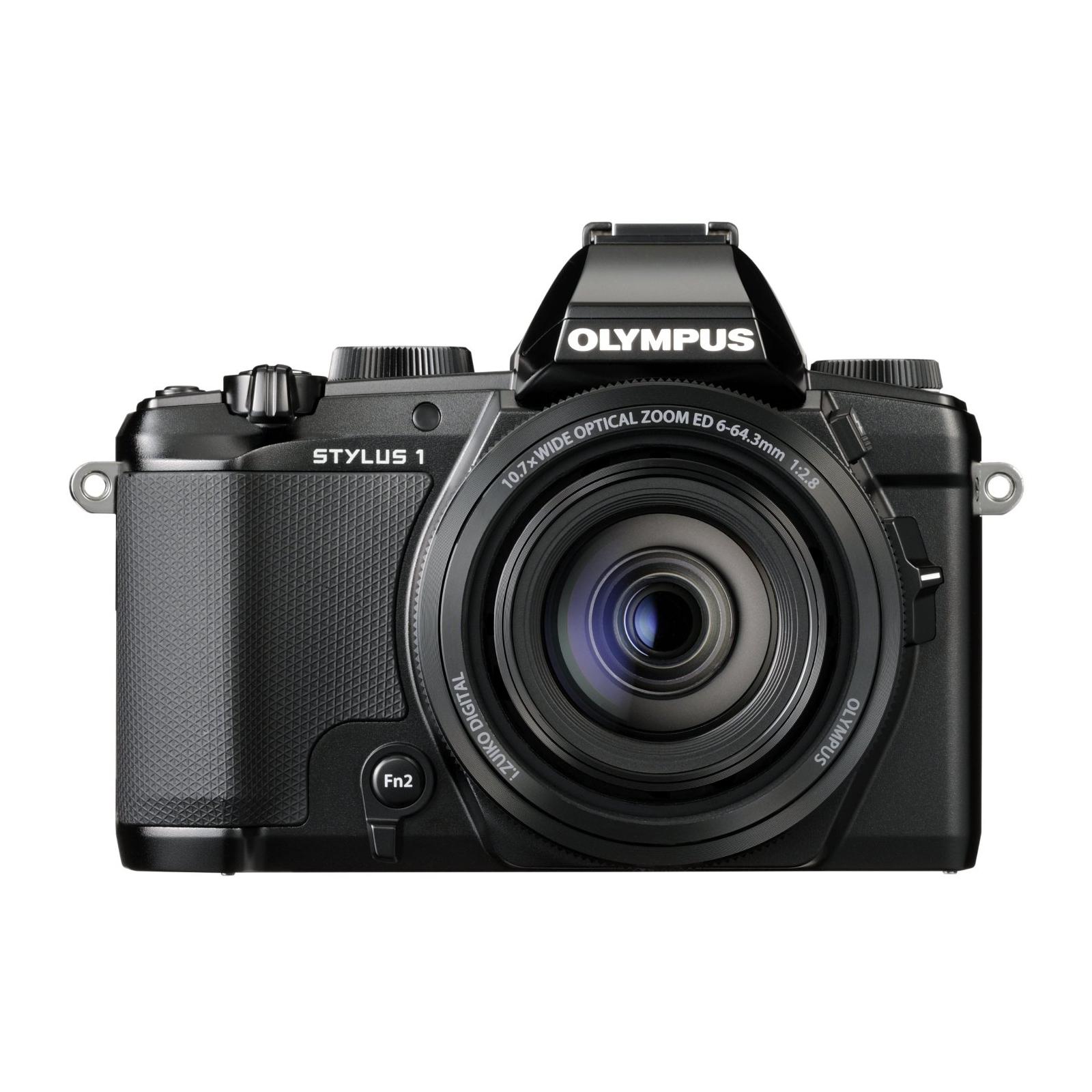 Цифровой фотоаппарат OLYMPUS STYLUS 1 Black (V109010BE000)