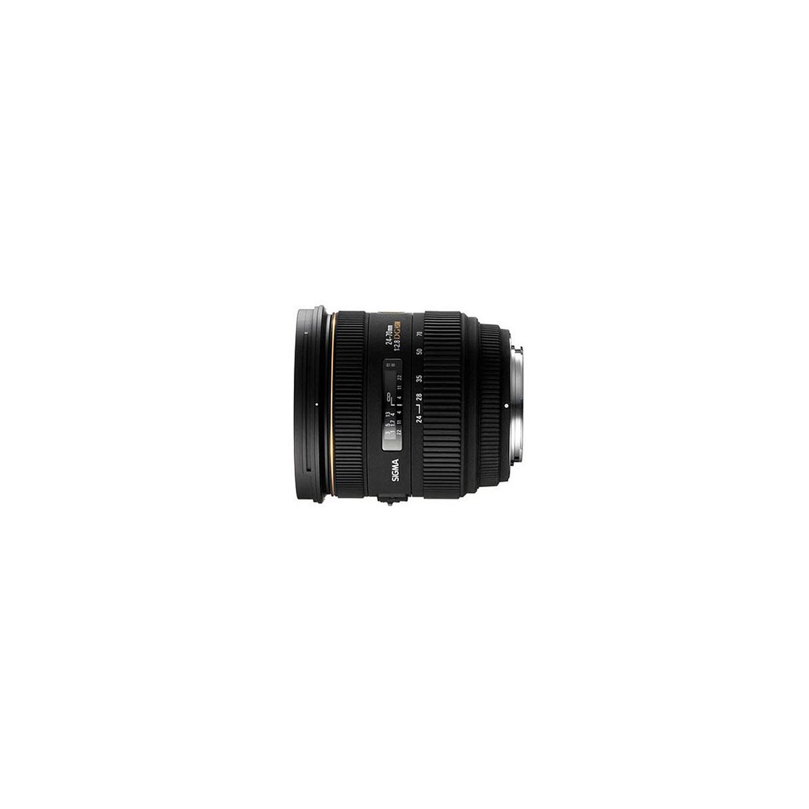 Объектив Sigma 20/1,8 EX Aspherical DG Nikon (411944) изображение 2