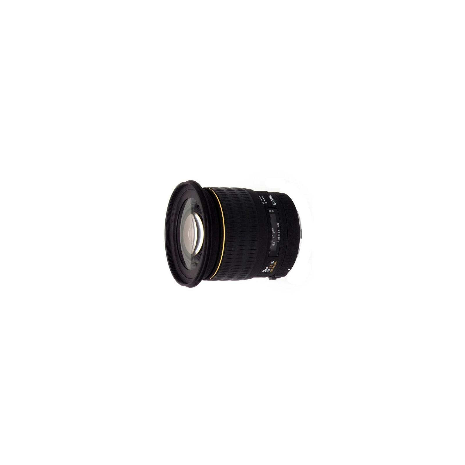 Объектив Sigma 20/1,8 EX Aspherical DG Nikon (411944) изображение 3