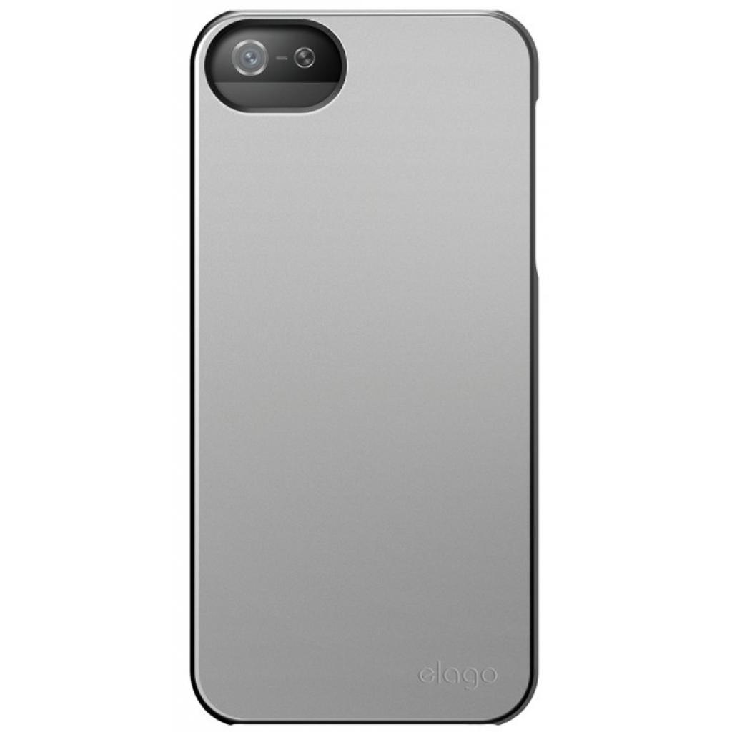 Чехол для моб. телефона ELAGO для iPhone 5 /Slim Fit 2 Soft/Black (ELS5SM2-SFBK-RT) изображение 3