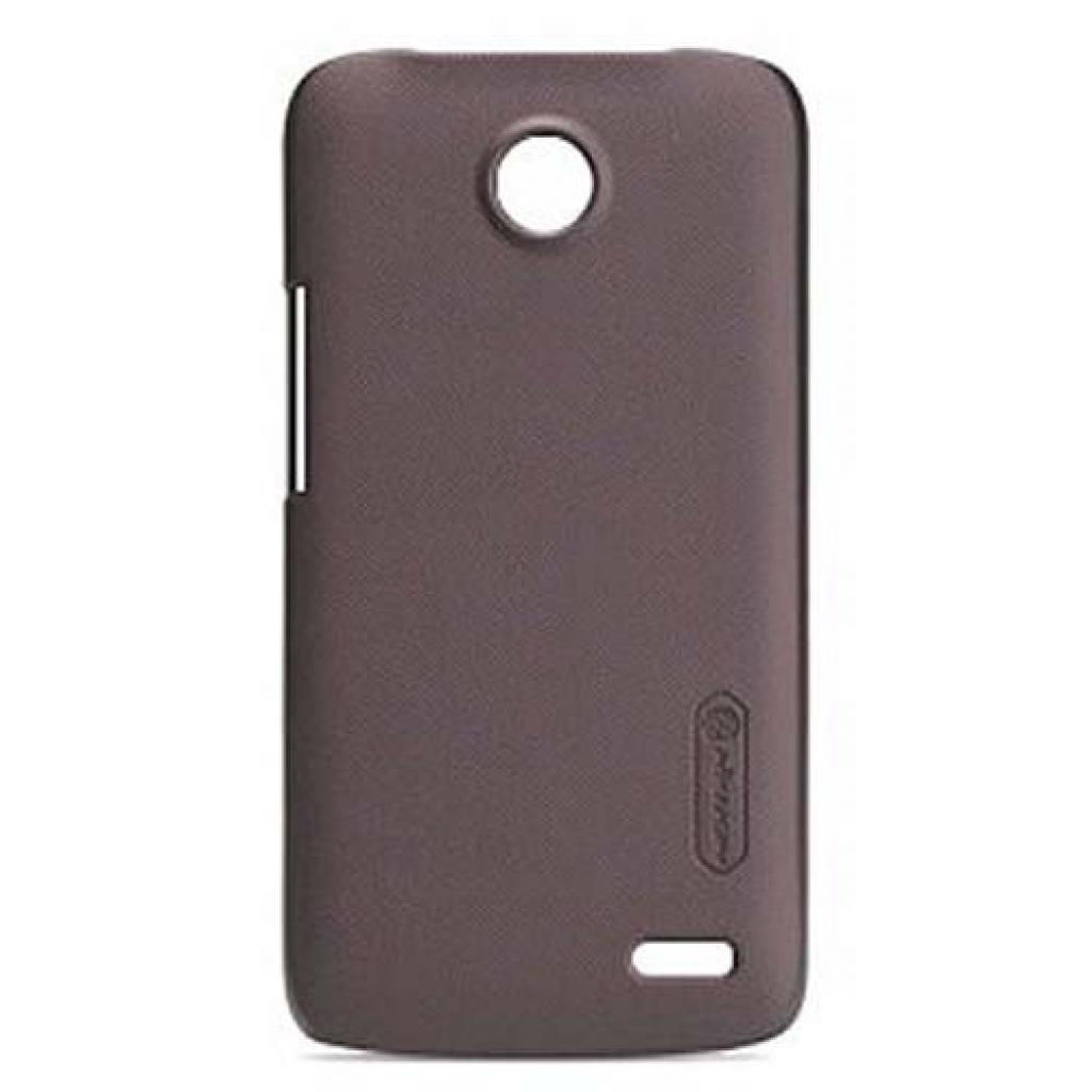 Чехол для моб. телефона NILLKIN для Lenovo A516 /Super Frosted Shield/Black (6116632)