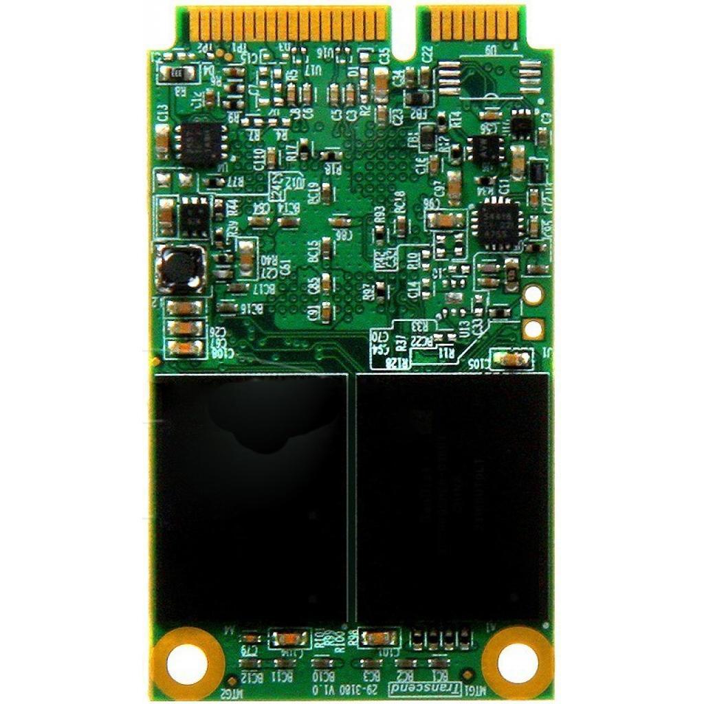 Накопитель SSD mSATA 64GB Transcend (TS64GMSA720) изображение 2