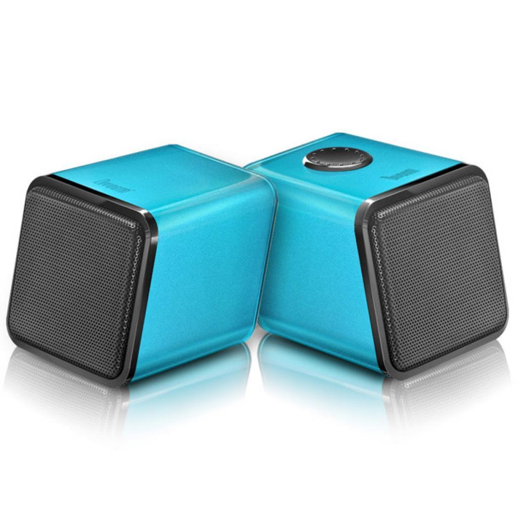 Акустическая система Divoom Iris 02 USB, blue