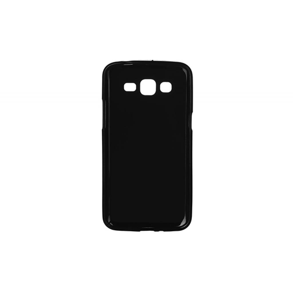Чехол для моб. телефона для Samsung Galaxy Grand 2 Duos G7102 (Black) Elastic PU Drobak (216066) изображение 2