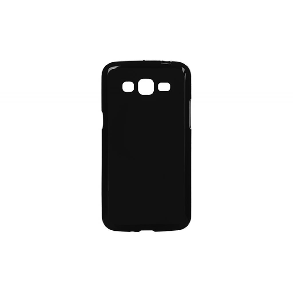 Чехол для моб. телефона для Samsung Galaxy Grand 2 Duos G7102 (Black) Elastic PU Drobak (216066)