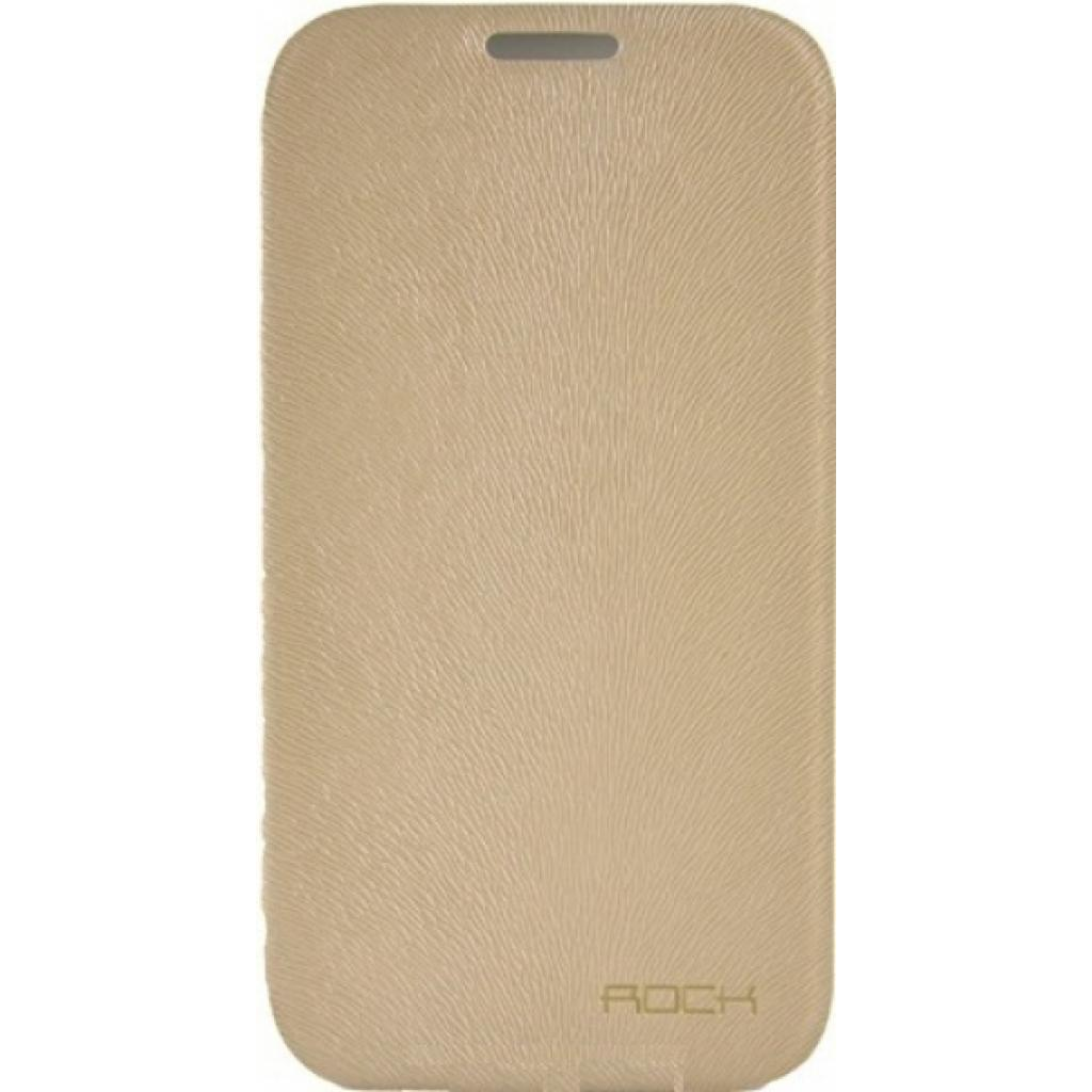 Чехол для моб. телефона Rock Samsung Galaxy S4 i9500 big city series cream (6950290628177)
