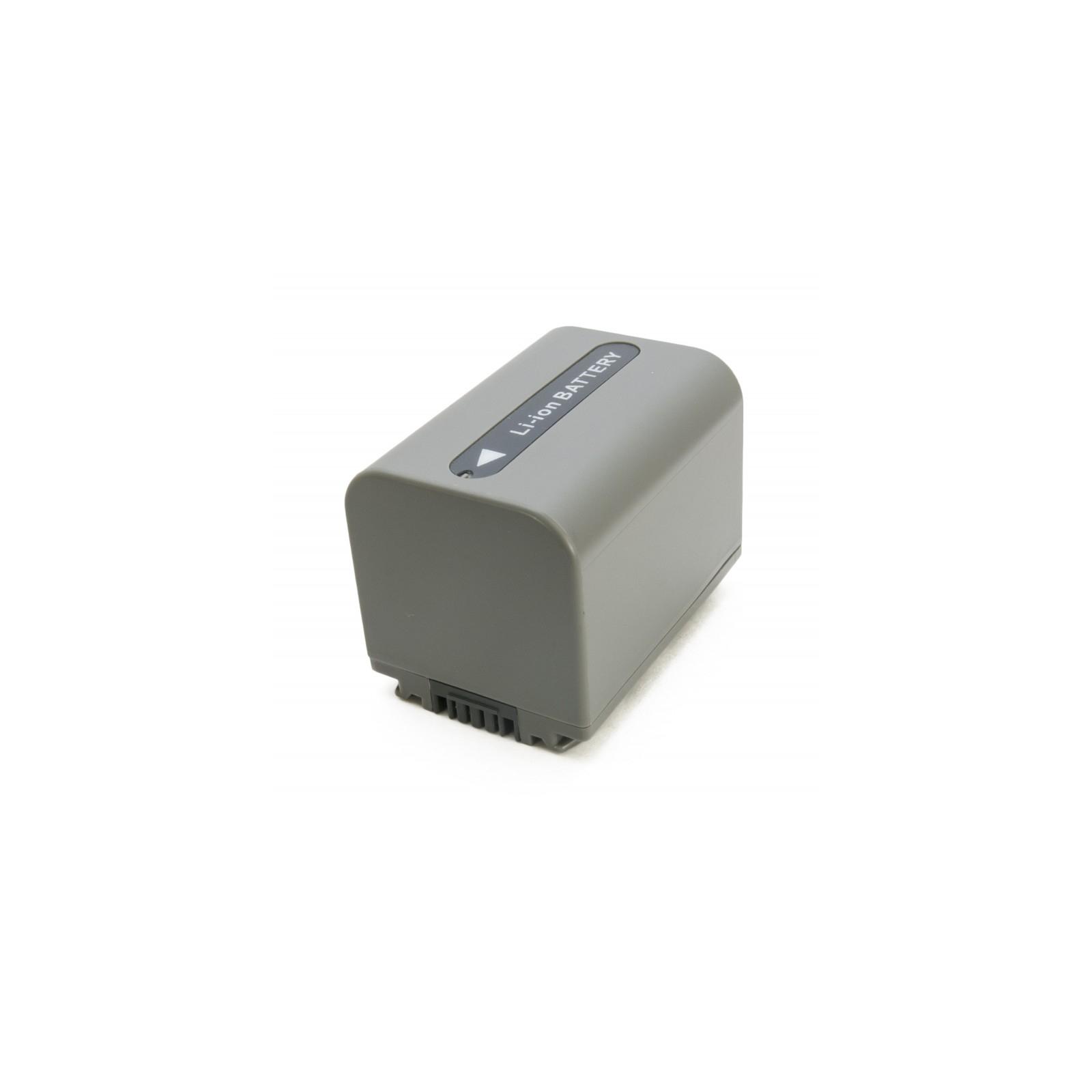 Аккумулятор к фото/видео EXTRADIGITAL Sony NP-FP70 (BDS2668) изображение 5