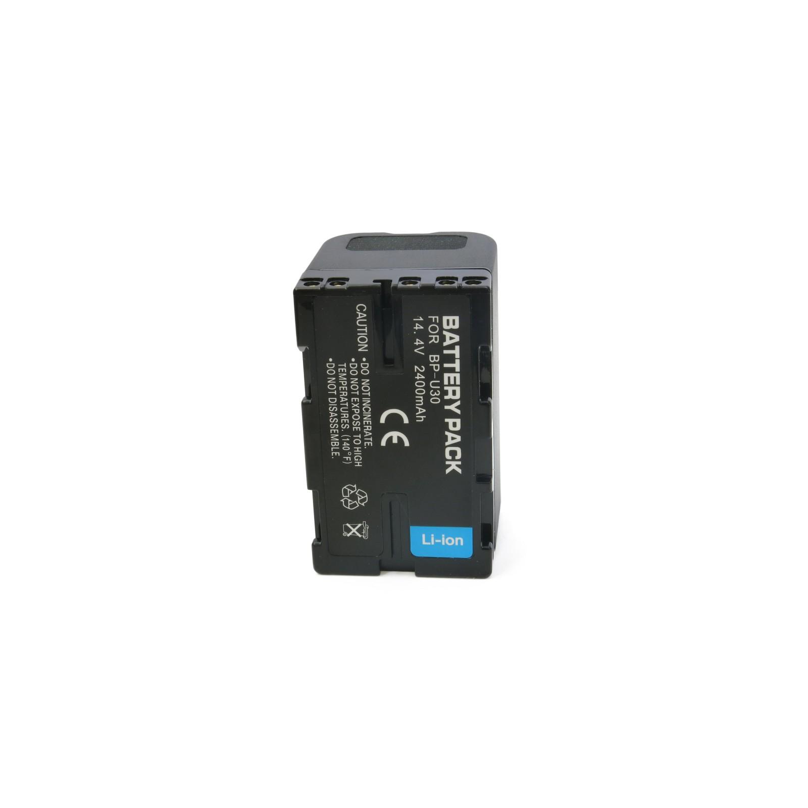 Аккумулятор к фото/видео EXTRADIGITAL Sony BP-U30 (DV00DV1389) изображение 2