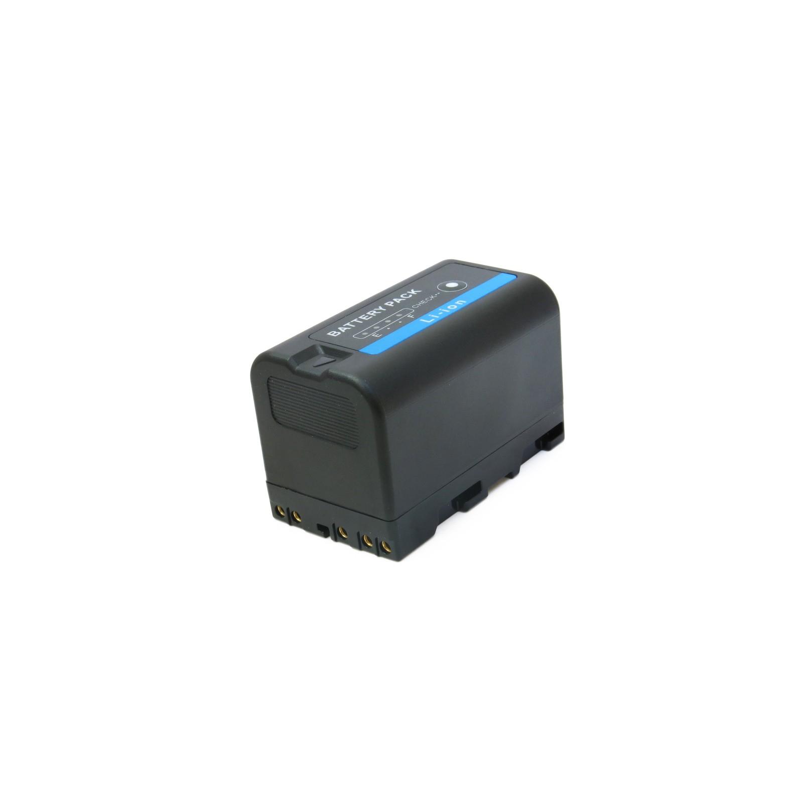 Аккумулятор к фото/видео EXTRADIGITAL Sony BP-U30 (DV00DV1389) изображение 3