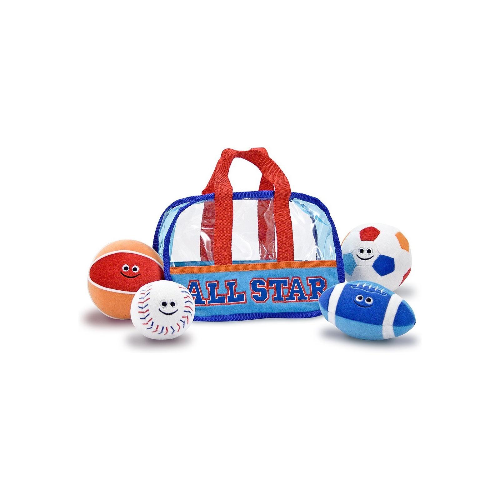 Игровой набор Melissa&Doug Плюшевые мячики (MD3053)
