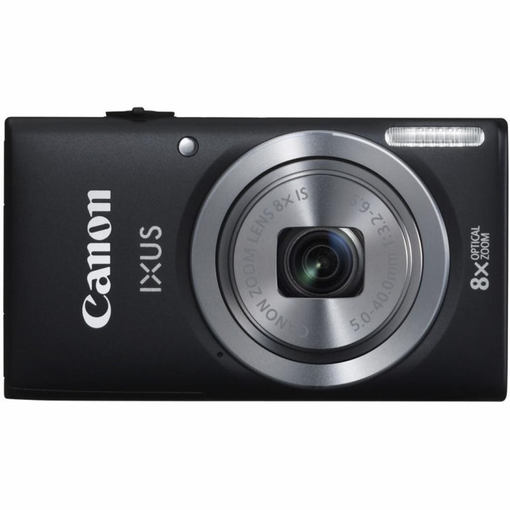 Цифровой фотоаппарат Canon IXUS 177 Black (1144C003) изображение 2
