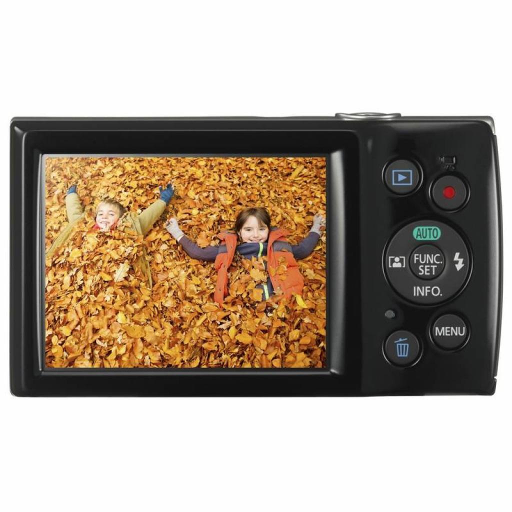 Цифровой фотоаппарат Canon IXUS 177 Black (1144C003) изображение 3