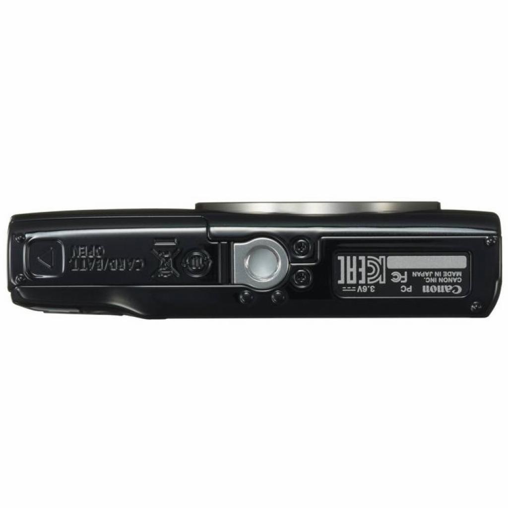 Цифровой фотоаппарат Canon IXUS 177 Black (1144C003) изображение 6