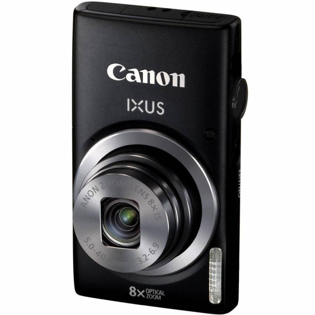 Цифровой фотоаппарат Canon IXUS 177 Black (1144C003) изображение 7