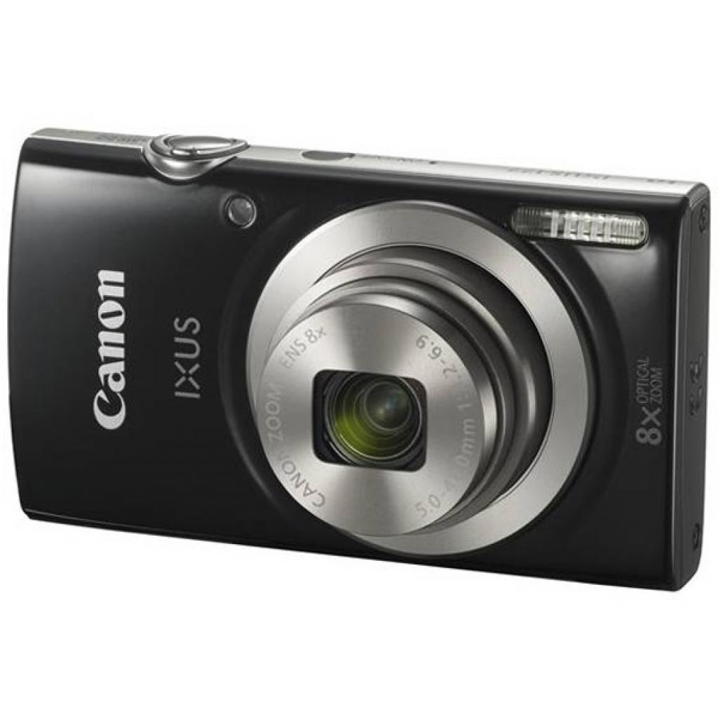 Цифровой фотоаппарат Canon IXUS 177 Black (1144C003)