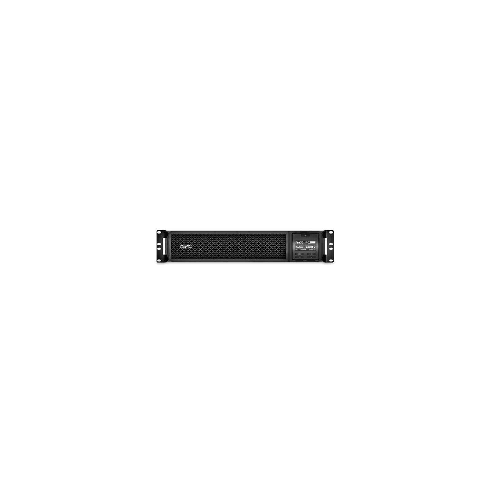 Источник бесперебойного питания APC Smart-UPS SRT 2200VA RM (SRT2200RMXLI) изображение 2