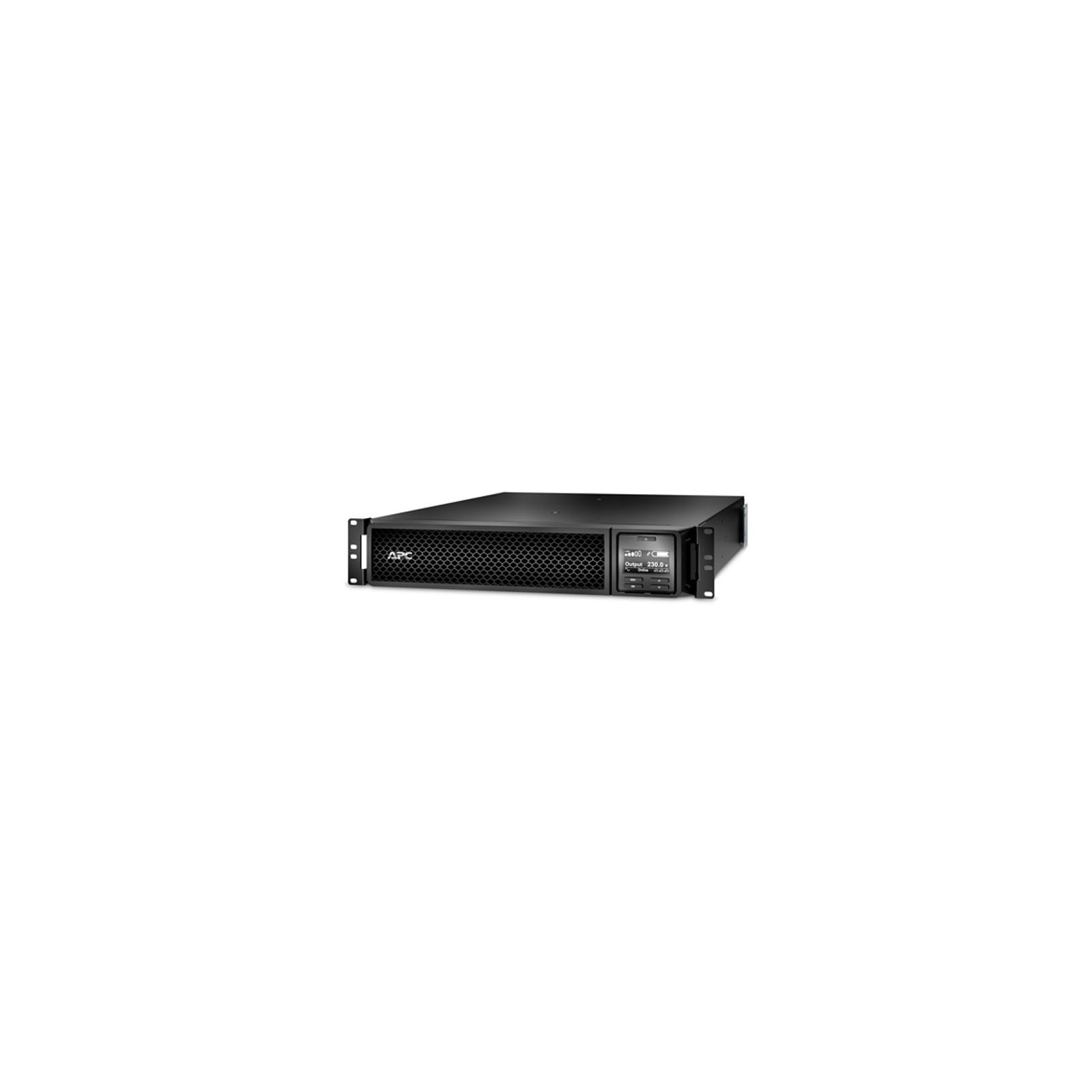 Источник бесперебойного питания APC Smart-UPS SRT 2200VA RM (SRT2200RMXLI) изображение 4