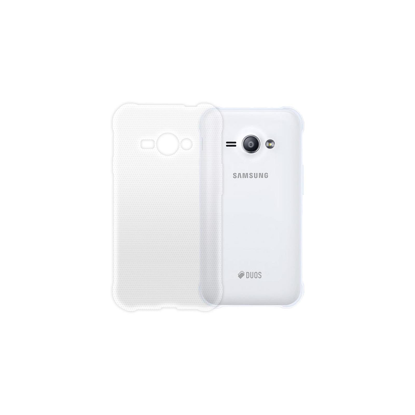 Чехол для моб. телефона GLOBAL для Samsung J110 Ace (светлый) (1283126468575)