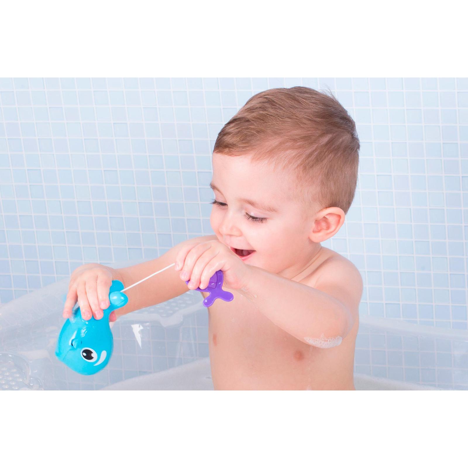 Игрушка для ванной BeBeLino Морской путешественник Кит (57079) изображение 5