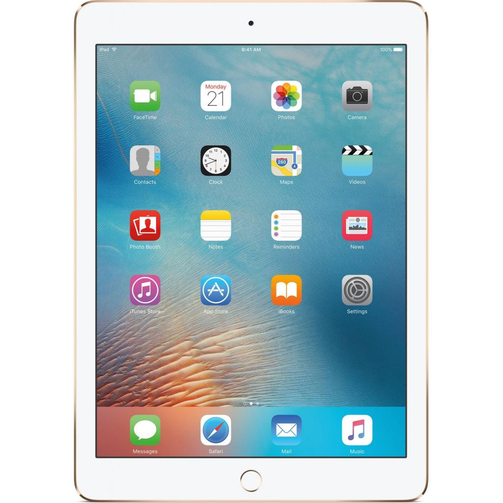Планшет Apple A1674 iPad Pro 9.7-inch Wi-Fi 4G 32GB Gold (MLPY2RK/A)