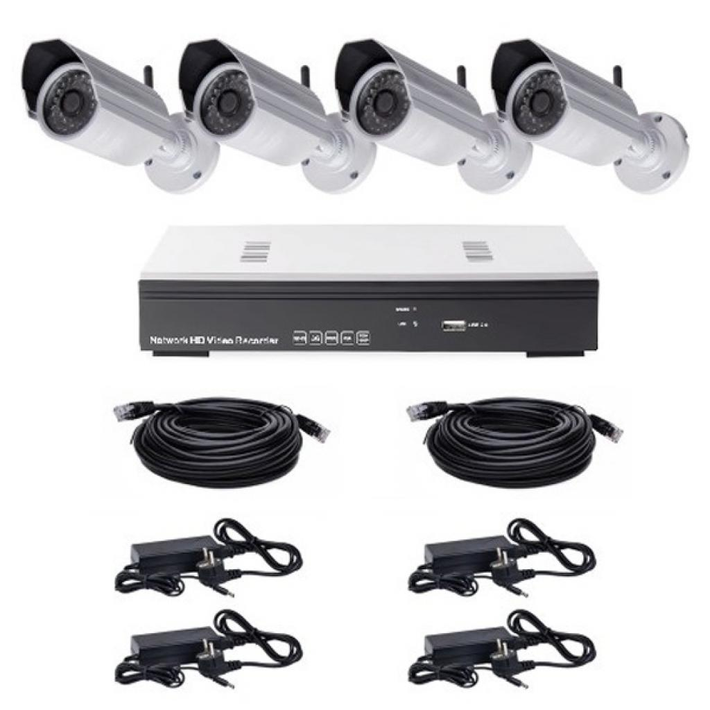 Комплект видеонаблюдения CoVi NVK-3003 WI-FI MINI KIT