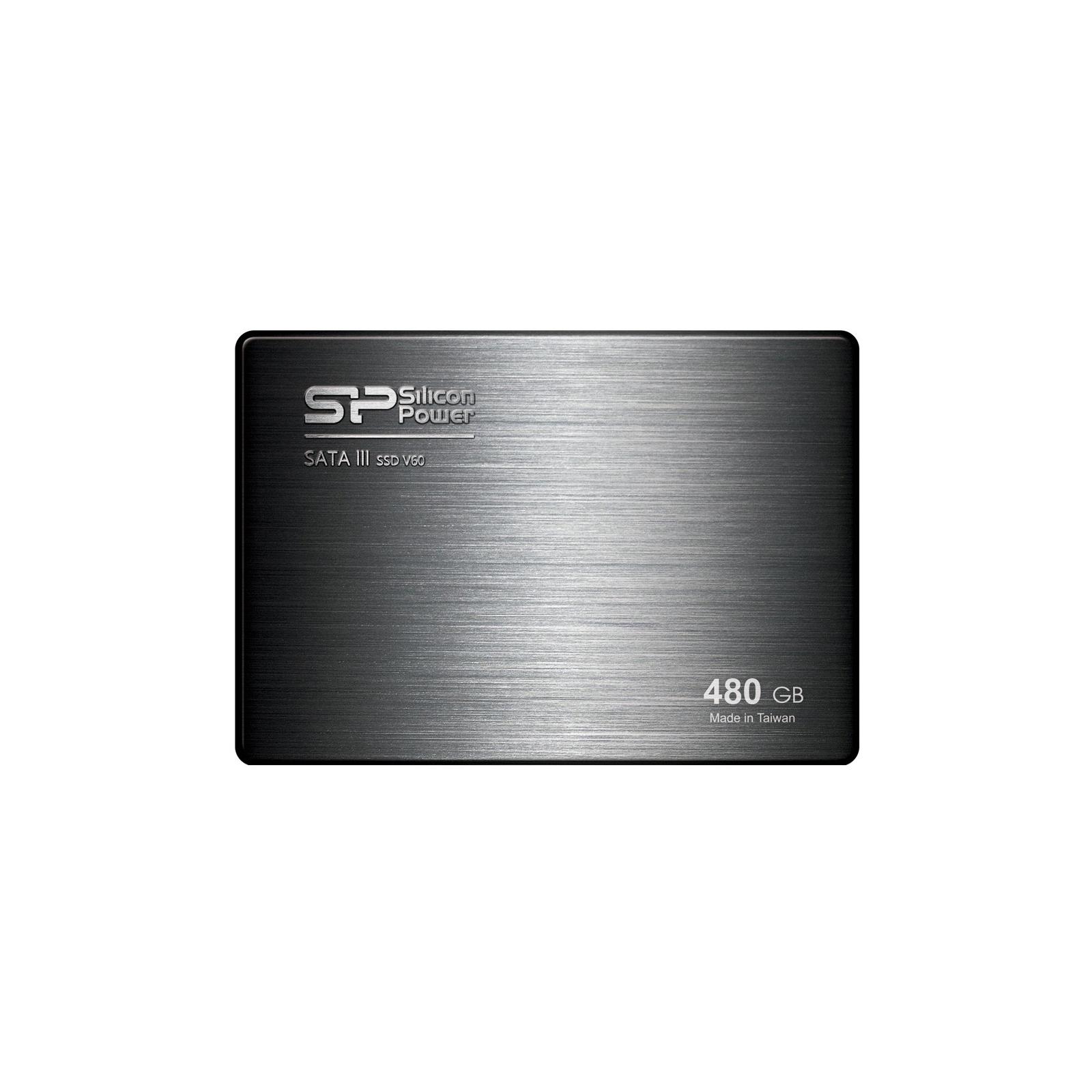 """Накопитель SSD 2.5"""" 480GB Silicon Power (SP480GBSS3V60S25)"""