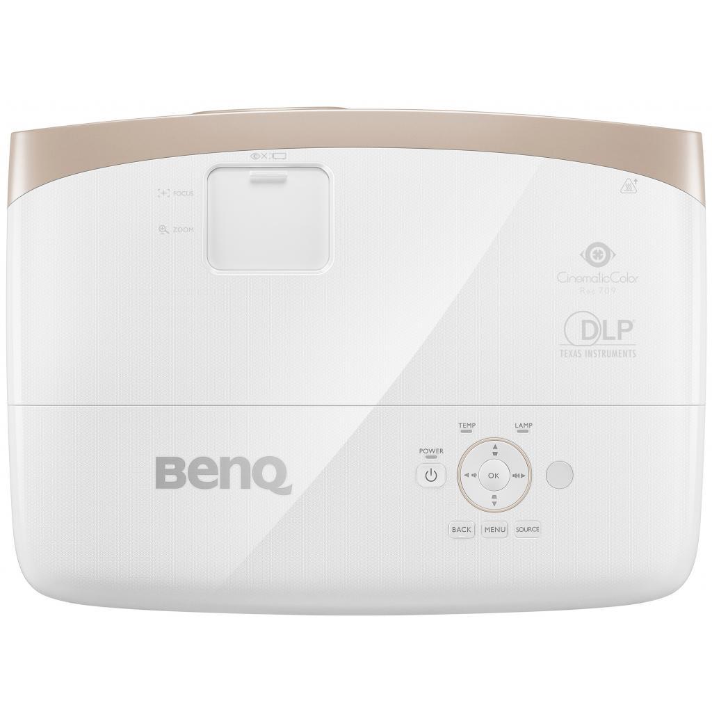 Проектор BENQ W2000w WiFi (W2000w) изображение 10