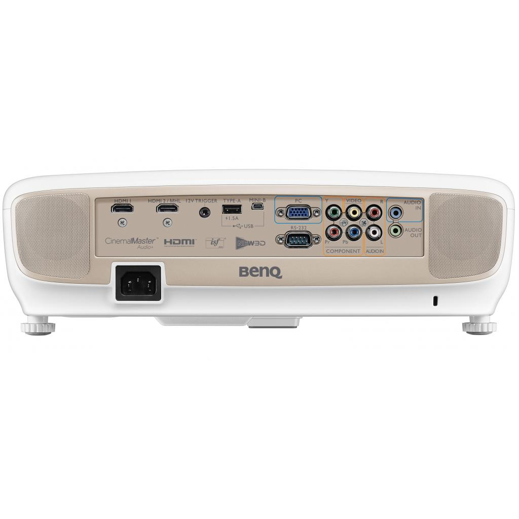 Проектор BENQ W2000w WiFi (W2000w) изображение 3