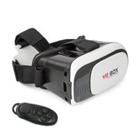 Очки виртуальной реальности UFT 3D VR vrbox2 з геймпадом (UFTvrbox2)
