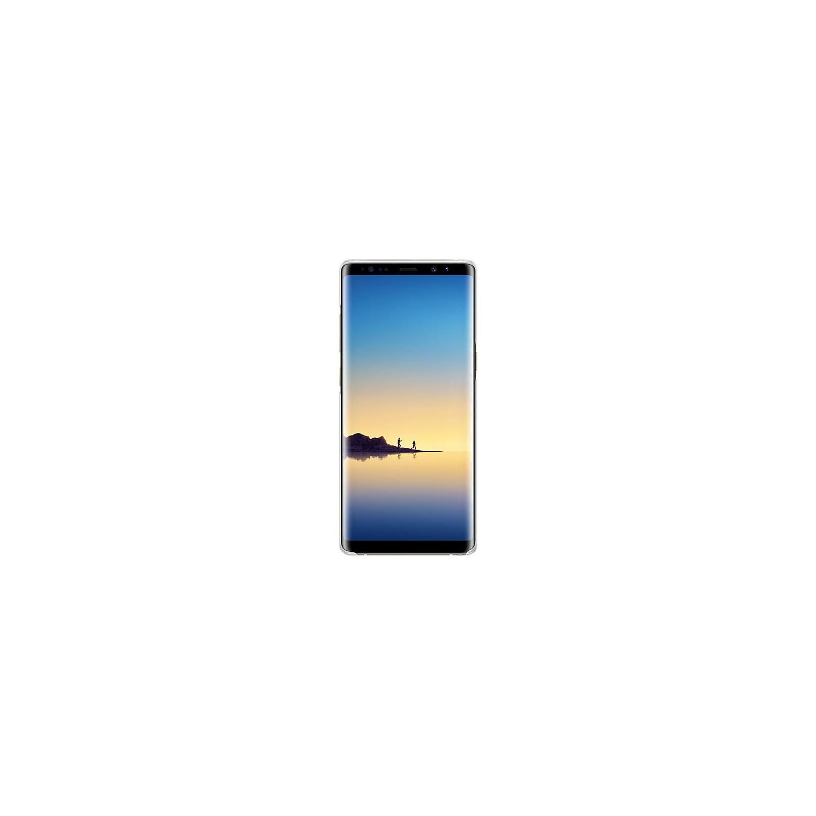 Чехол для моб. телефона Samsung для Galaxy Note 8 (N950) - Clear Cover (Transparent) (EF-QN950CTEGRU) изображение 5