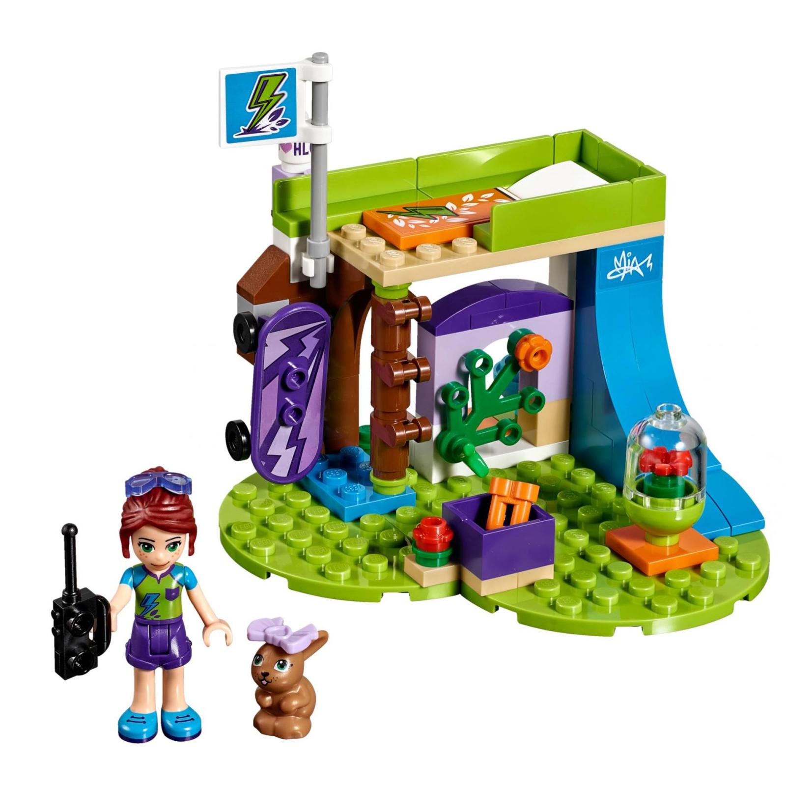Конструктор LEGO Friends Спальня Мии (41327) изображение 2