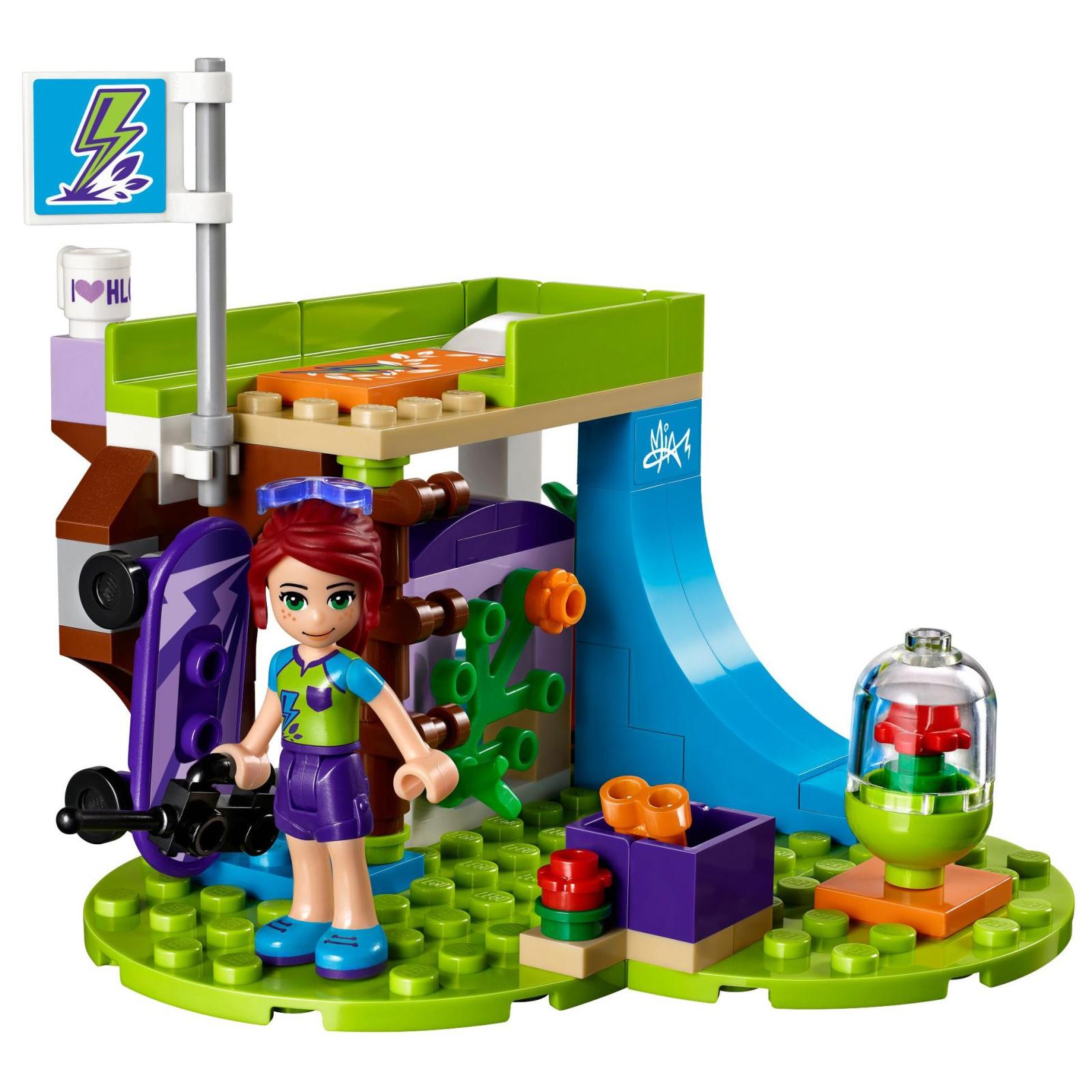 Конструктор LEGO Friends Спальня Мии (41327) изображение 3