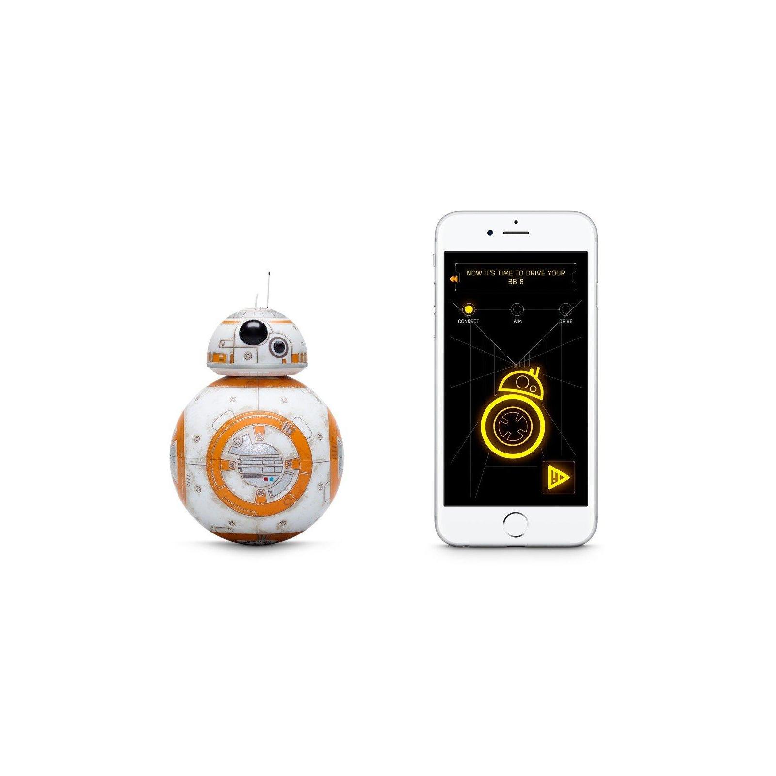 Робот Sphero BB-8 (236729) изображение 5