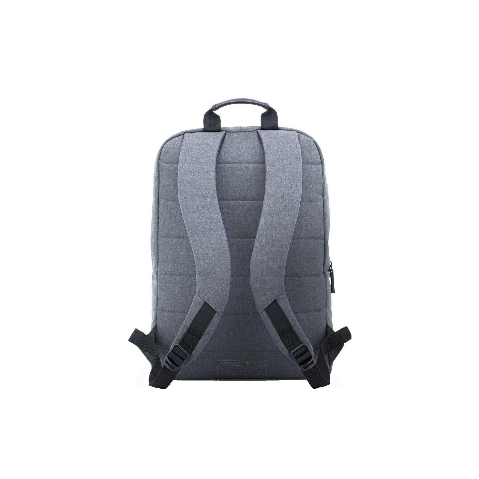 "Рюкзак для ноутбука HP 15.6"" Value Grey (K0B39AA) изображение 3"