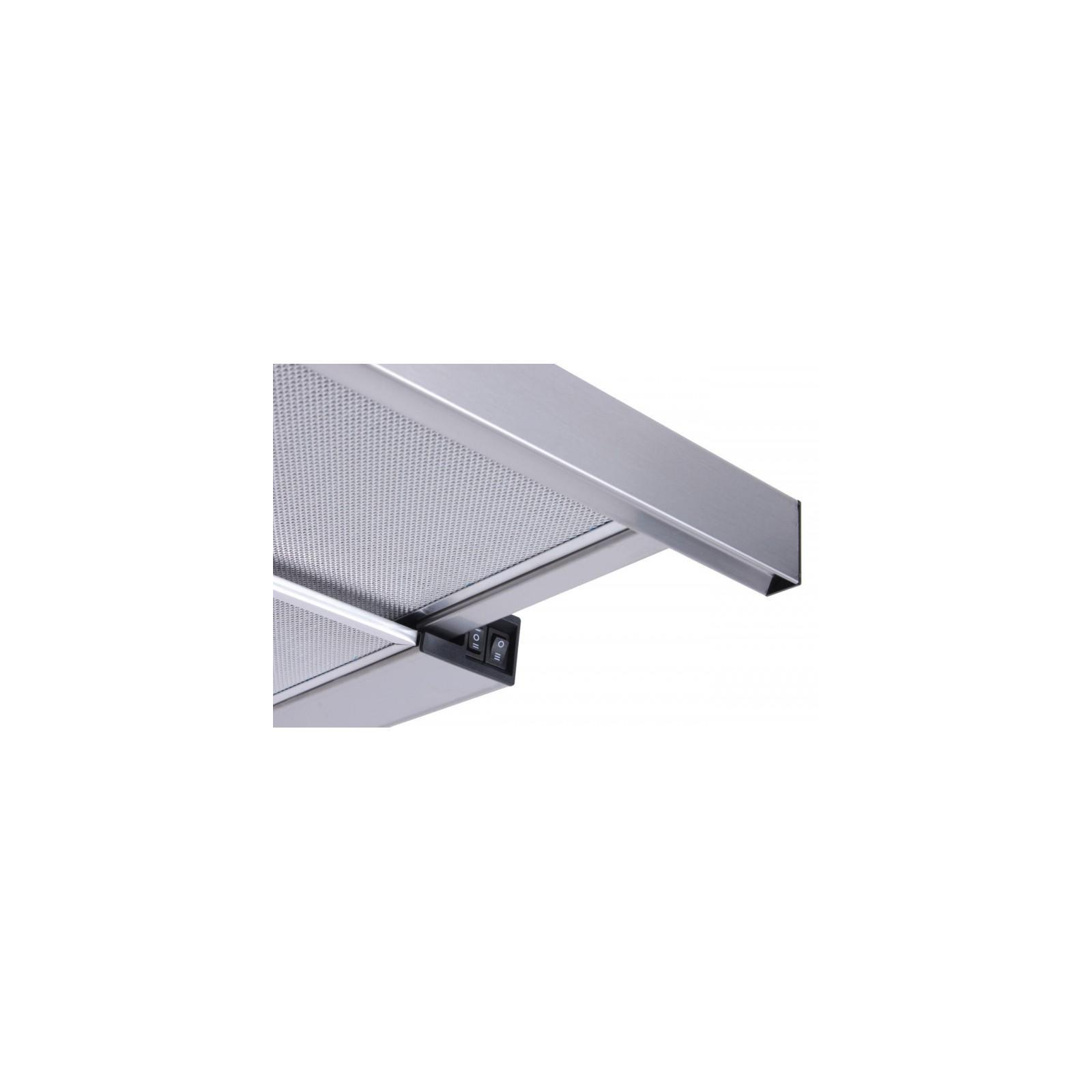 Вытяжка кухонная VENTOLUX GARDA 60 INOX (1000) EU изображение 4