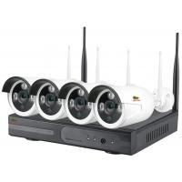 Комплект видеонаблюдения Partizan Outdoor Wi-Fi Kit IP-33 4xCAM+1xNVR (82074)