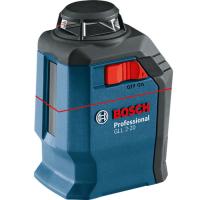 Лазерний нівелір BOSCH PT GLL 2-20 + BM3 + кейс (0.601.063.J00)