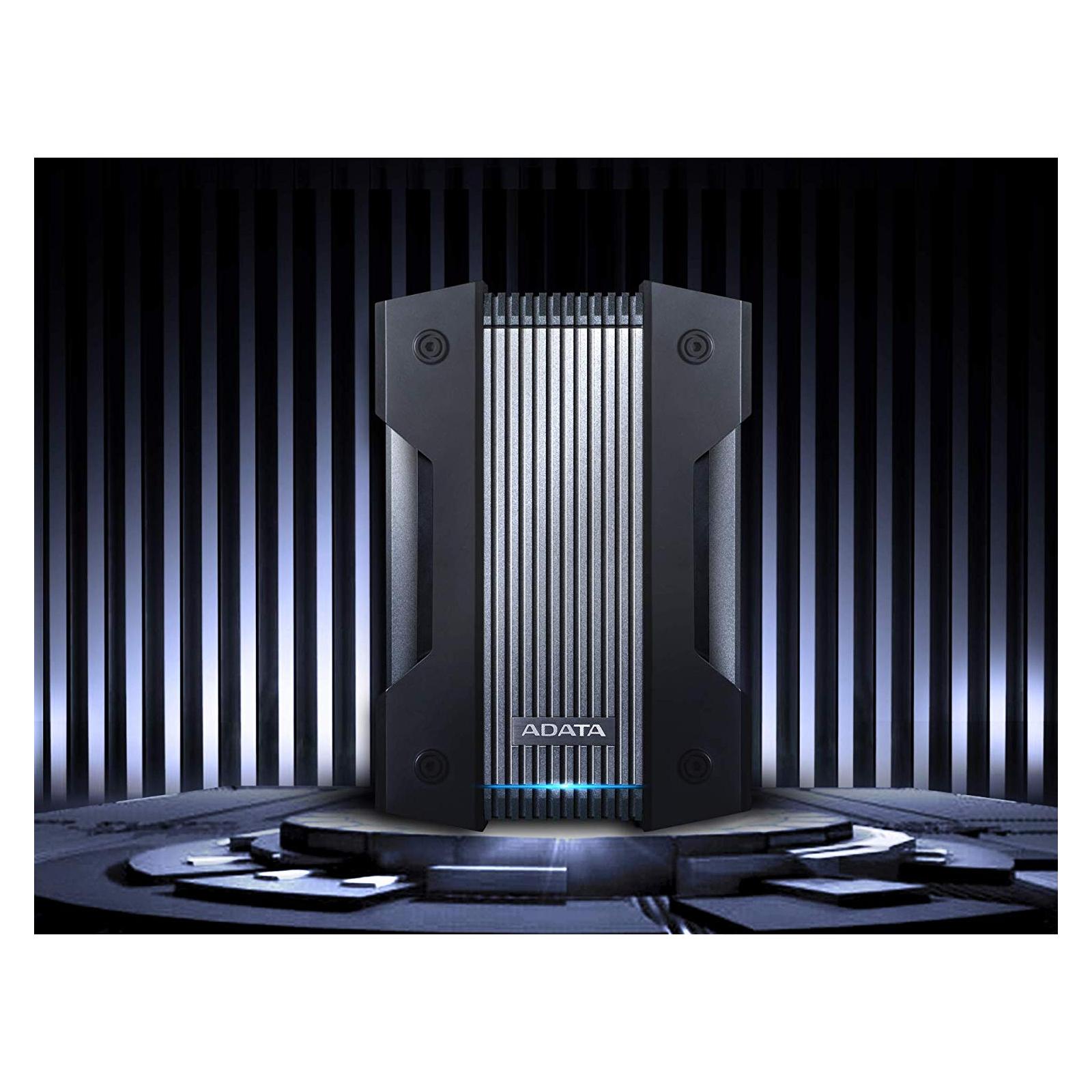 """Внешний жесткий диск 2.5"""" 4TB ADATA (AHD830-4TU31-CBK) изображение 7"""