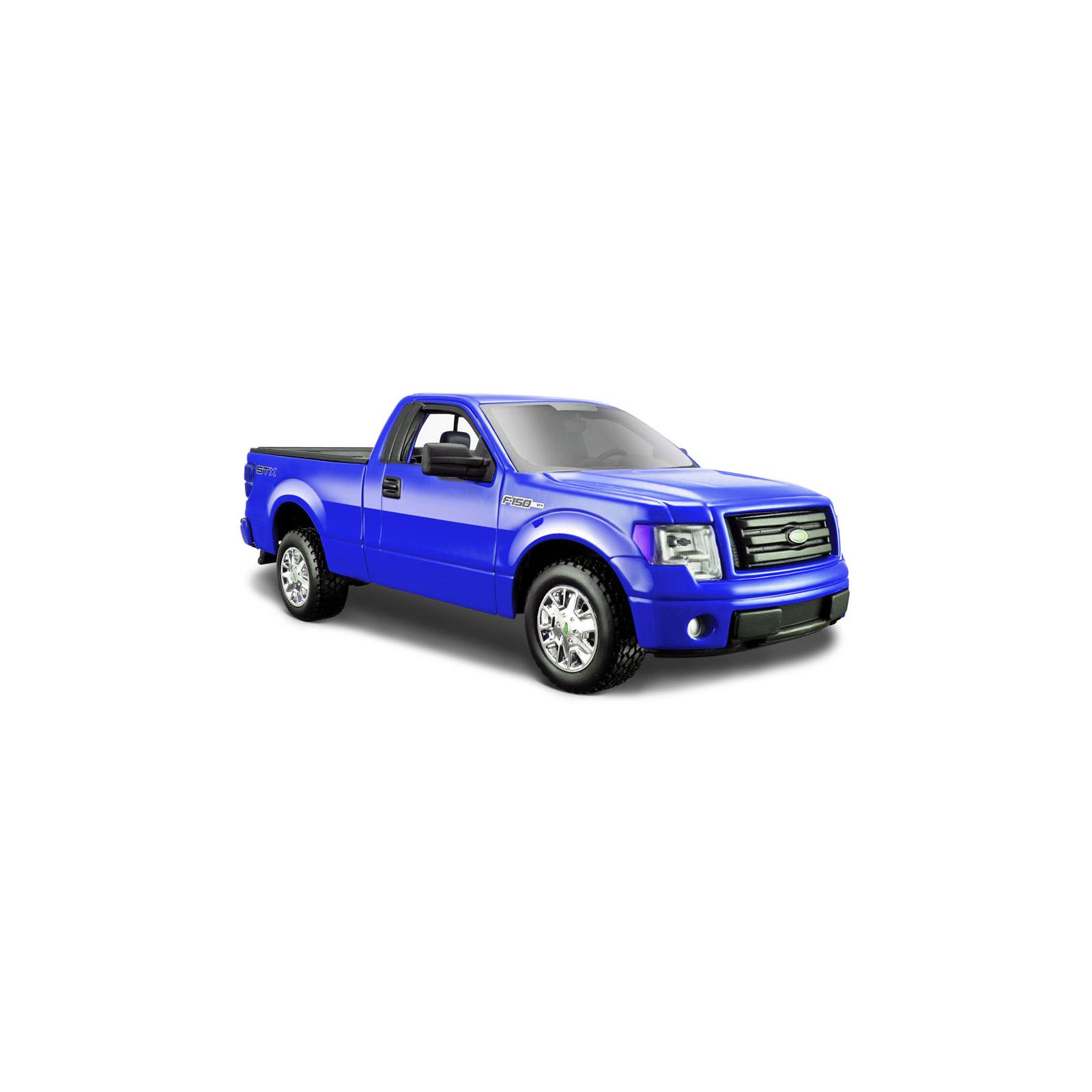 Машина Maisto Ford F-150 STX (1:27) синий металлик (31270 met. blue)