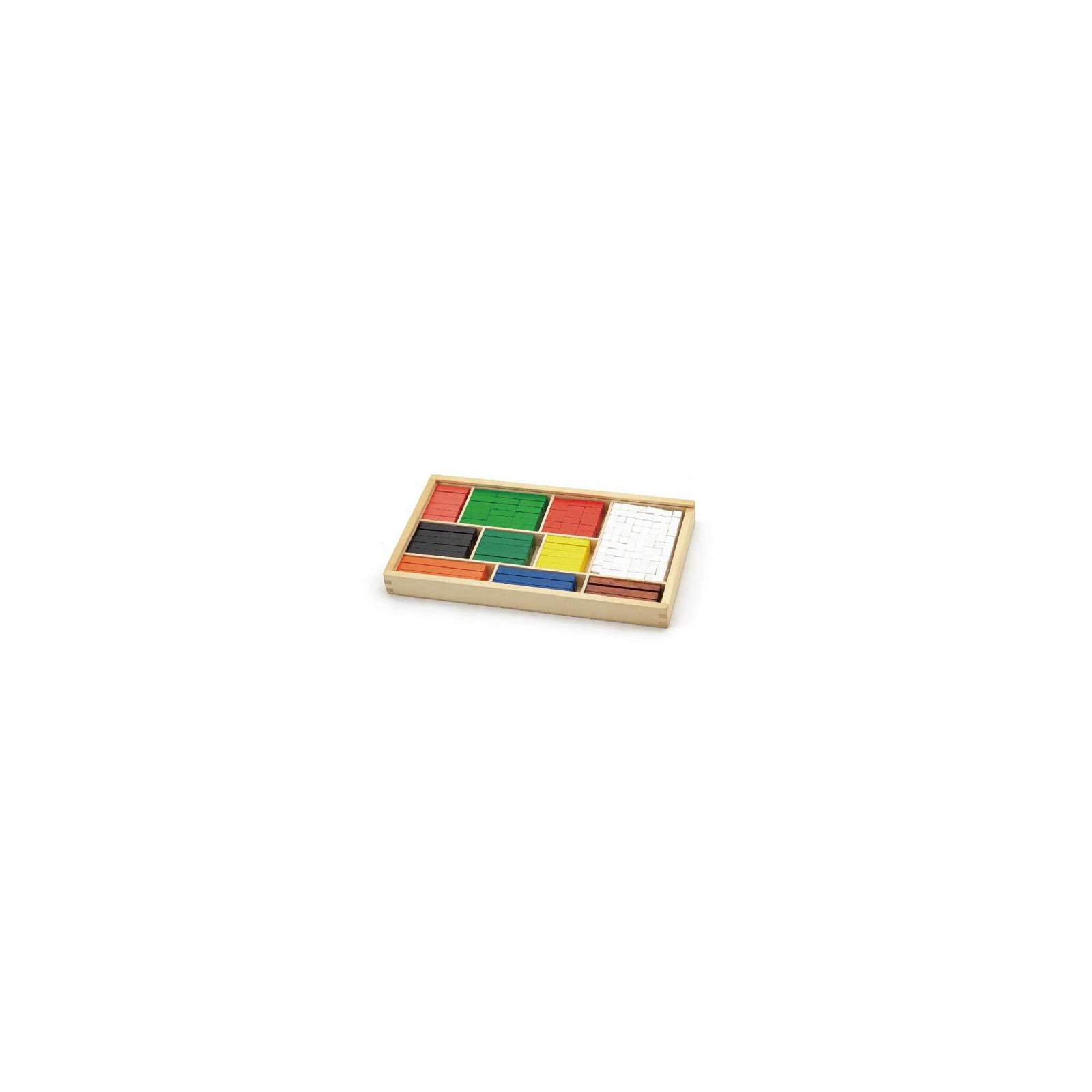 Навчальний набір Viga Toys Математичні блоки (56166)