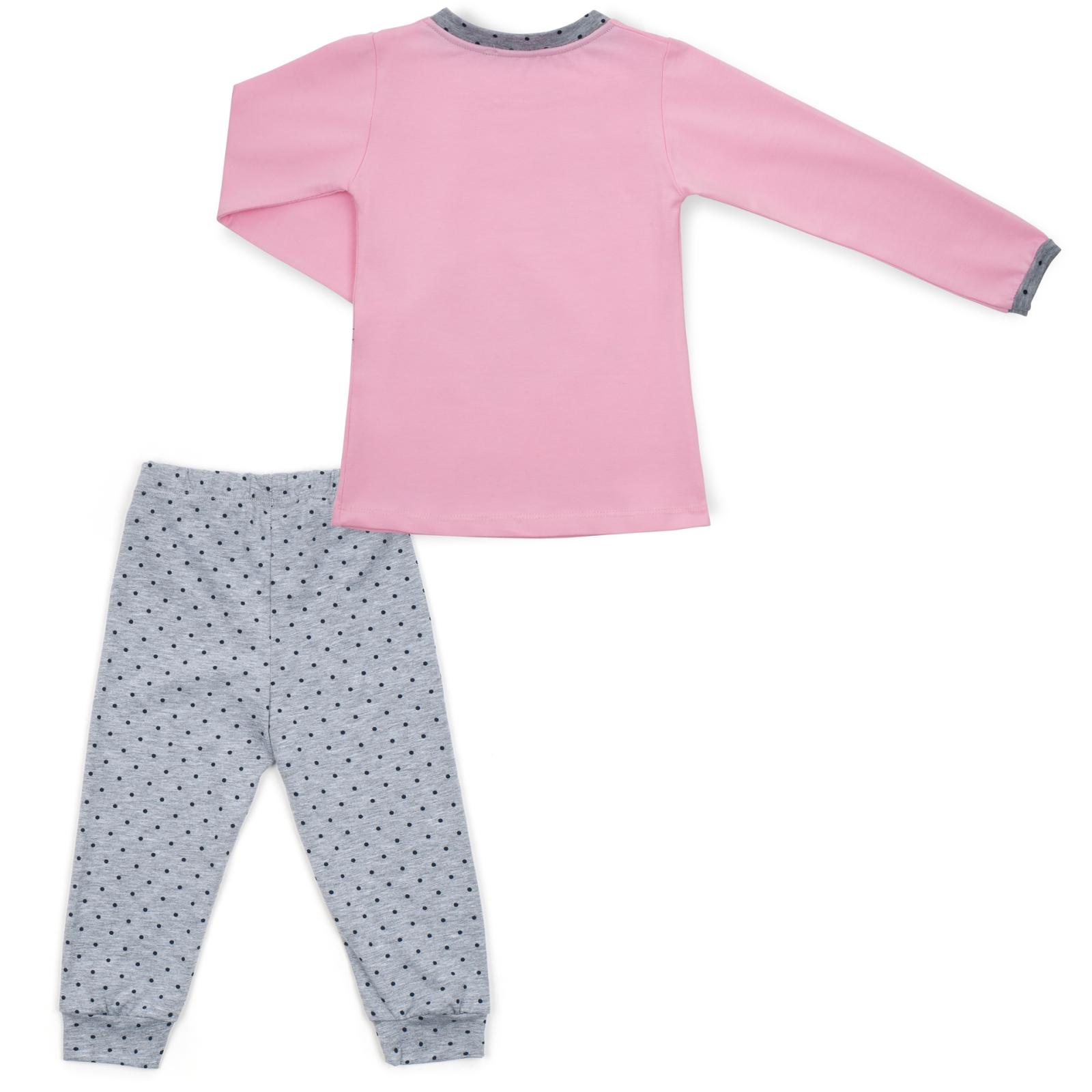 Пижама Matilda с лебедем (10939-2-92G-pink) изображение 4