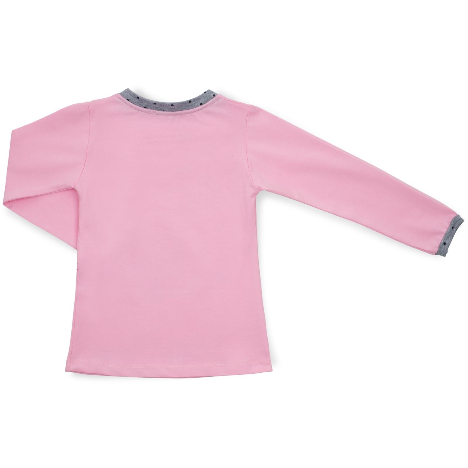 Пижама Matilda с лебедем (10939-2-92G-pink) изображение 5