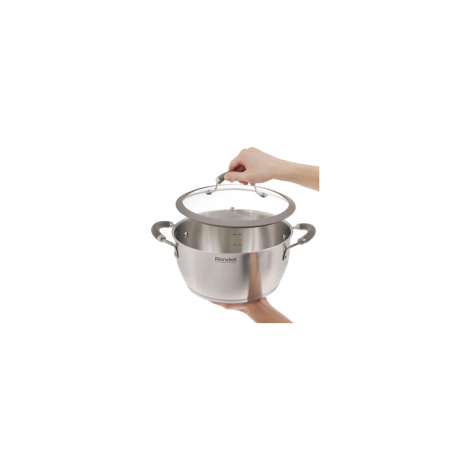 Набор посуды Rondell Balance 4 предмета (RDS-757) изображение 3
