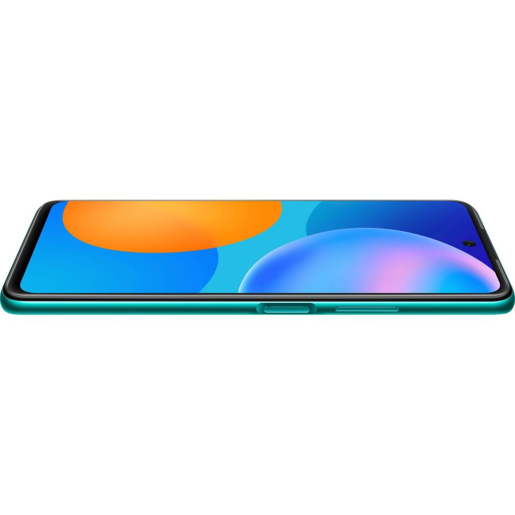 Мобільний телефон Huawei P Smart 2021 4/128Gb NFC Crush Green (51096ADV) зображення 11