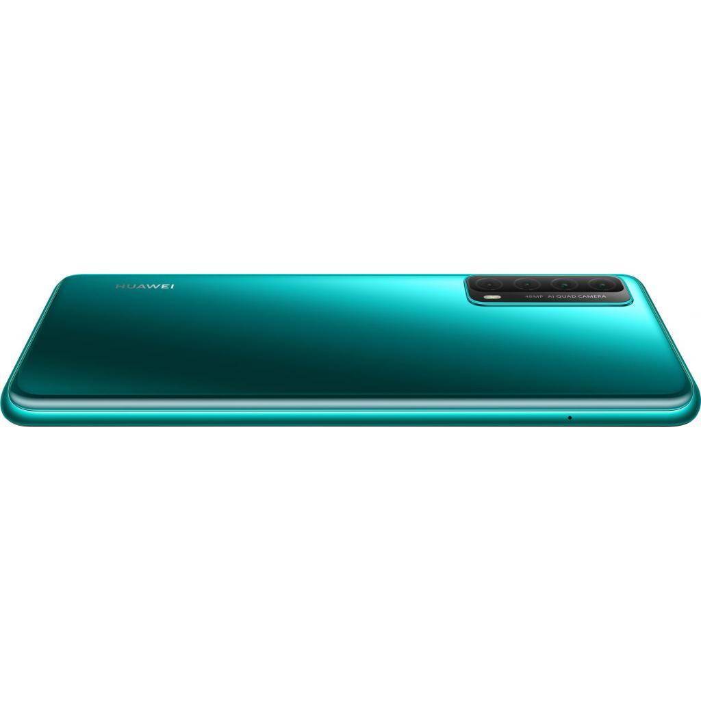 Мобільний телефон Huawei P Smart 2021 4/128Gb NFC Crush Green (51096ADV) зображення 12