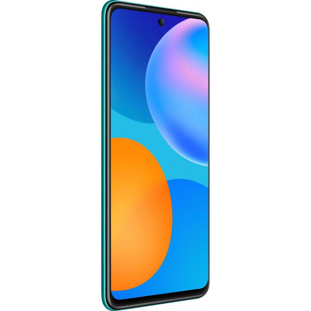 Мобільний телефон Huawei P Smart 2021 4/128Gb NFC Crush Green (51096ADV) зображення 5